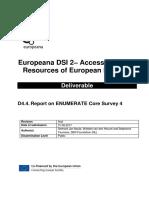 Rapport Europeana sur la numérisation du patrimoine européen