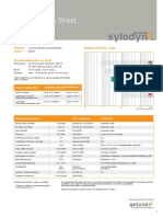 Data Sheet Sylodyn ND En