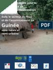 Gws Pnud Etude de Faisabilite Pour La Mise en Place de Mecanismes Decentralises de Solidarite Dans Le Secteur de l Eau Et de l Assainissement en Guinee Zone Rurale Et Semi Urbaine 2014