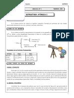 Ejercicios Estructura Atómica i