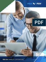 MBA Em Finanaças Corporativas FGV RJ 2017