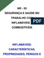 01 NR 20 - modulo 1 - Caracteristicas fisico quimicas.ppt