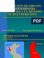 Yanacocha-Ing. Sergio Vicuña