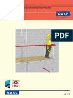SG4_15 – Preventing Falls in Scaffolding Operations