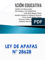 Analisis de Ley de Apafa - Copia