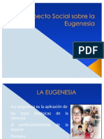 Aspecto Social Sobre La Eugenesia
