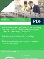 Webinar - Configuración Cliente FTP