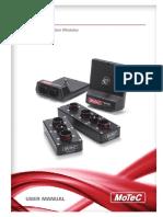 PDM User Manual
