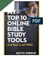 Top 10 Online Resources_2017
