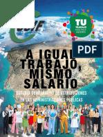 Las diferencias salariales entre la Administración General del Estado y las Comunidades Autónomas