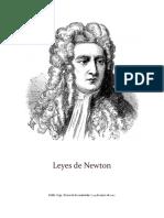 Leyes de Newtonsda
