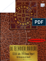 DC Heroes RPG - DC Technical Manual