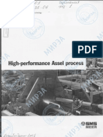 A Systematic Procedure for the Design of a Cold Rolling Mill