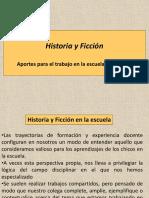 Presentación Historia y Ficción
