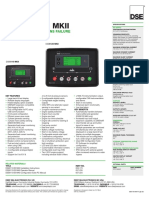 Dse6110 Dse6120 Mkii Data Sheet (Usa) (1)