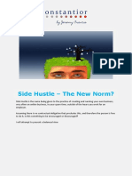 Side Hustle - The New Norm?