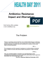Antibiotics Resistance