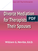 Divorce Mediation for Therapists (1)