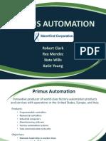 Case Primus Automation