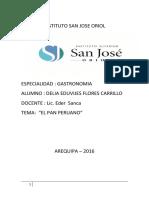 Monografia Del Pan Peruano, Firmesito
