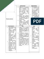 Factores internos (1)