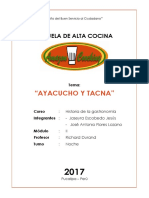 Monografico AYACUCHO
