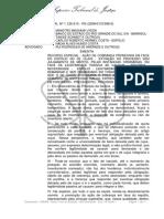 Acordao STJ_Espolio_legitimidade e Representação_sem Inventario