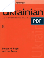 Ian Press, Stefan M. Pugh - Ukrainian a Comprehensive Grammar - 1999