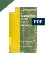 6952421 Enrique Mayer y Giorgio Alberti Reciprocidad e Inter Cam Bio en Los Andes Peruanos