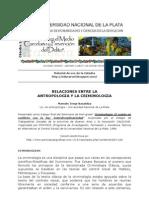 Antropología y Criminología - Basaldúa