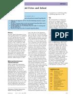 PIR 600 Hyperthyroidism in Fetus and Infants