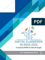 Digital Classifieds India 2020