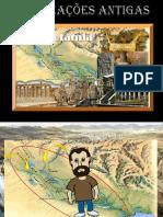 Civilizações Antigas - Mesopotâmia