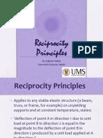 3 - Reciprocity Principles