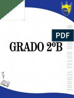 Creaciones Literarias Grado 2ºB