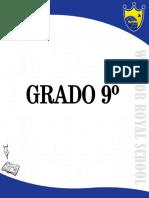 Creaciones Literarias Grado 9º
