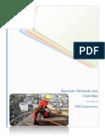 Manual Rescate Vertical Nivel Basico