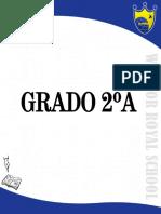 Creaciones Literarias 2ºA