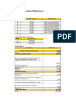 Formatos de Evaluacion Financiera de Proyectos de Inversion