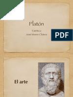 PLATÓN estética