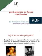 ÁREAS CLASIFICADAS