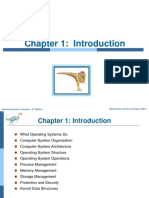 OPERATING SYSTEM CONCEP CHAPTER 1