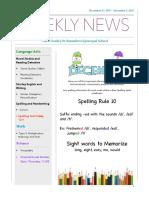weekly newsletter-nov27- dec1