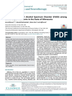 Perceptions of FASD Among School Superintendents in Minnesota
