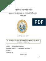 Monografia II Unidad Derecho Del Trabajo
