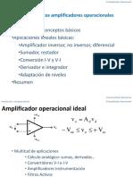 Tema 2 Amplificador Operacional
