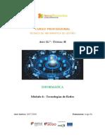 Manual - Tecnologias de Redes