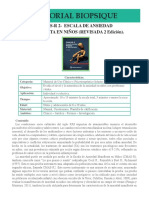 TCIJ 02 CMAS R 2 Escala de Ansiedad Manifiesta en Ninos Revisada 2 Edicion