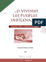 Cr Pub Asi Vivimos Los Pueblos Indigenas