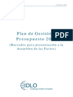AP_2014_2.1 Plan de Gestión y Presupuesto 2015